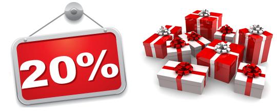 Oferta 20% Bolsos